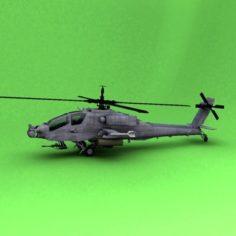Apache 3D Model