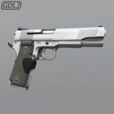 45 ACP 3D Model