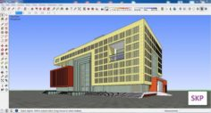 Sketchup Library M5 3D Model