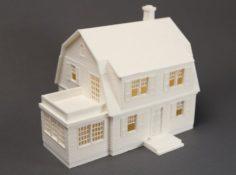 House Puritan 3D Model