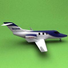 Honda Jet 3D Model