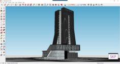 Sketchup Cityscape C5 3D Model