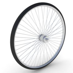 BiCYCLE TYRE 3D Model