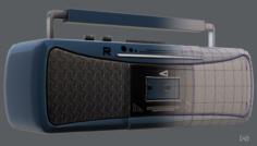 Radio V01 3D Model