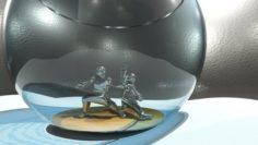 Wushu 3D Model