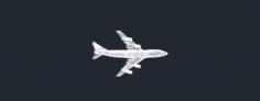 Boeing-747 Plane 3D Model