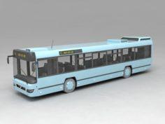 Public Bus 3D Model