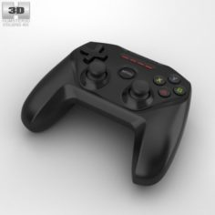 SteelSeries Nimbus Wireless Gaming Controller 3D Model