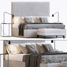 BED BY SOFA AND CHAIR COMPANY 19                                      3D Model