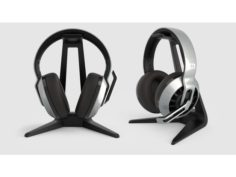 Headphone stand 3D Model