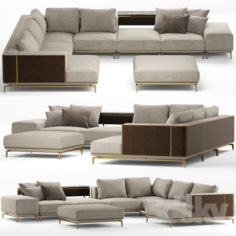 Sofa Visionnaire BACKSTAGE                                      3D Model