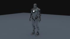 Iron Man Mark 2 3D Model