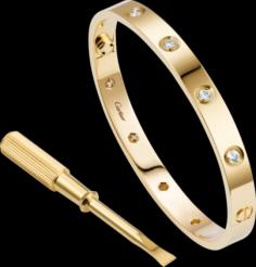 Bracelet Cartier 3D Model