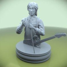 Victor Tsoi 3D Model