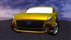 X700 3D Model