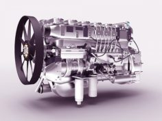 Engine egr 3D Model