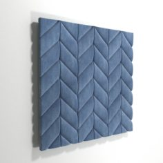 Soft 3d panel 3D Model