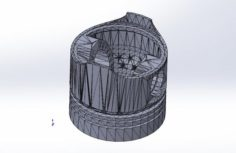 Piston 3D Model