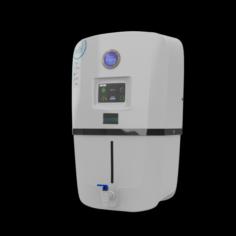KENT WATER PURIFIER SUPERB RO SMART 3D Model