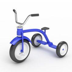 Childrens Trike 3D Model