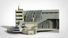Complex 1 3D Model