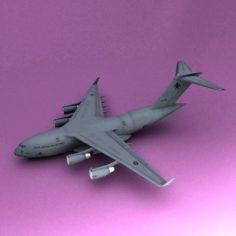 C-17 Australia 3D Model
