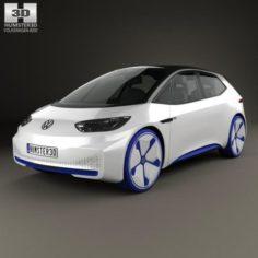 Volkswagen ID 2016 3D Model