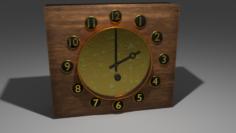 Retro Watch – 3D 3D Model