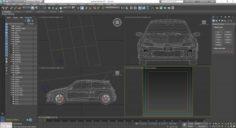 Set s of NFS game machines – 26 model 3D Model