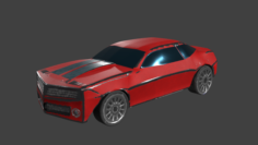 Chevrolet Camaro 2010 3D – Shabby 3D Model