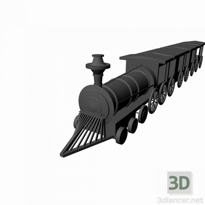 3D-Model  TRAIN