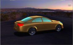 X200 3D Model
