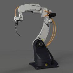 Manipulator Robot 3D Model