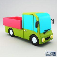 Truck v 1 3D Model
