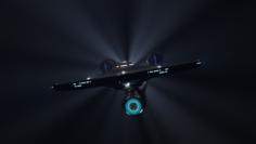 USS – Enterprise 2009 3D Model