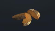 Tasty Bread 07 3D Model