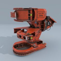 Woodcracker 3D Model