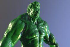 Statuette – Hulk 3d print model 3D Model