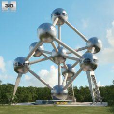 Atomium 3D Model
