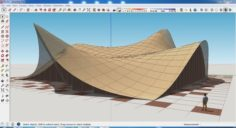 Sketchup and rhinoceros model idea 02 3D Model