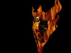 Fire shield 3D Model