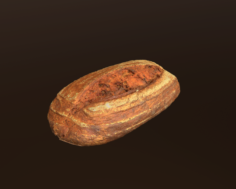 Tasty Bread 08 3D Model