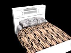 BedRoom Free 3D Model