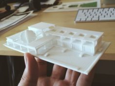 Fresh Market Architecture 3d print 3D Model