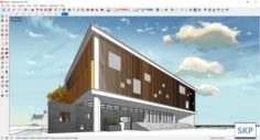 Sketchup Library N4 3D Model