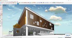 Sketchup Library N4 3D Model