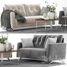 Fama Bari sofa set                                      3D Model