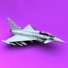 Typhoon Germany 3D Model
