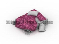 Bedclothes bedlinen 3D Collection