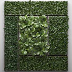 Vertical gardening picture 2 3D Model